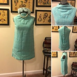 Vintage 60's mini dress